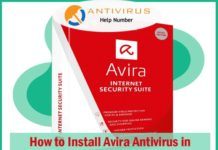 How to Install Avira Antivirus in Window 7 and Window 10
